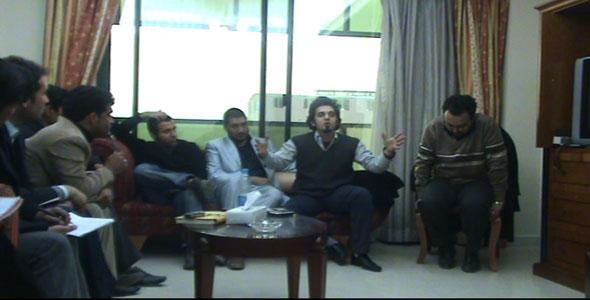 لیدرشیپ حسین غفوریان در افغانستان