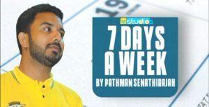 هفت روز برنامه ریزی(پاتمن)