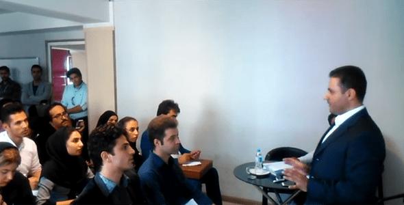 آموزش حرفه ای مهراب صدوقیان(تصویری)
