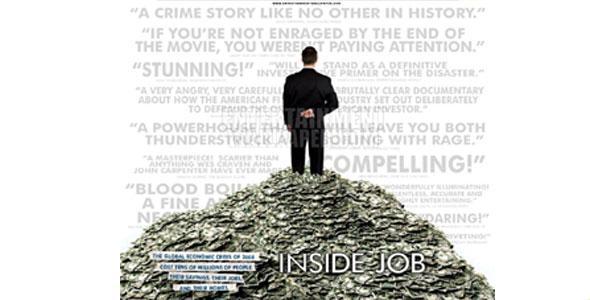 فیلم سینمایی یا مستند شغل داخلی Inside Job