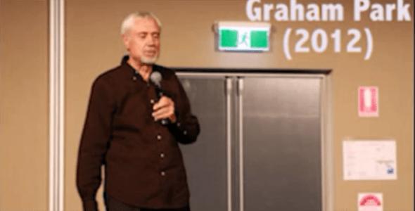 ویدئو ۴ اصل اساسی در نتورک(گراهام پارک)