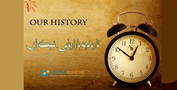 کلیپ تاریخچه بازاریابی شبکه ای