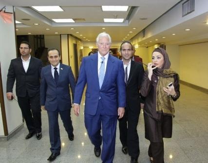 برایان در تهران