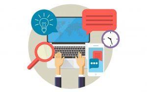 تولید محتوا برای فروشندگان مارکت ام ال ام