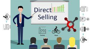 فروش مستقيم چيست؟