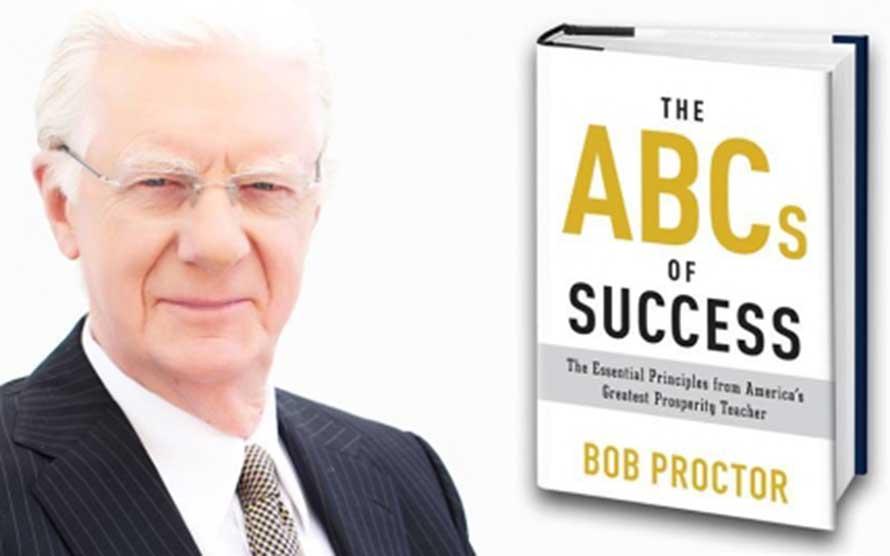 جلد کتاب الفبای موفقیت از باب پراکتور