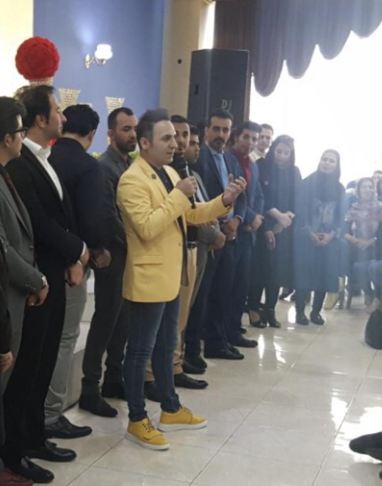 لیدر احمد نوروزی