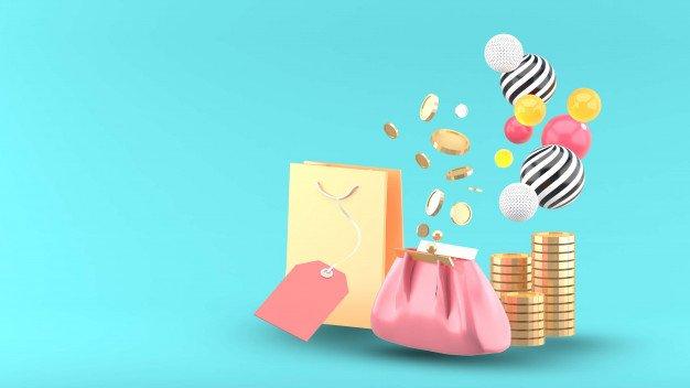 shop sale coins