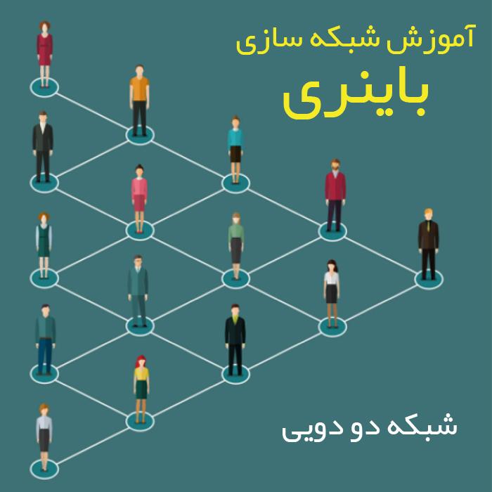 راهنمای شبکه سازی باینری