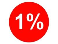 1% برتر