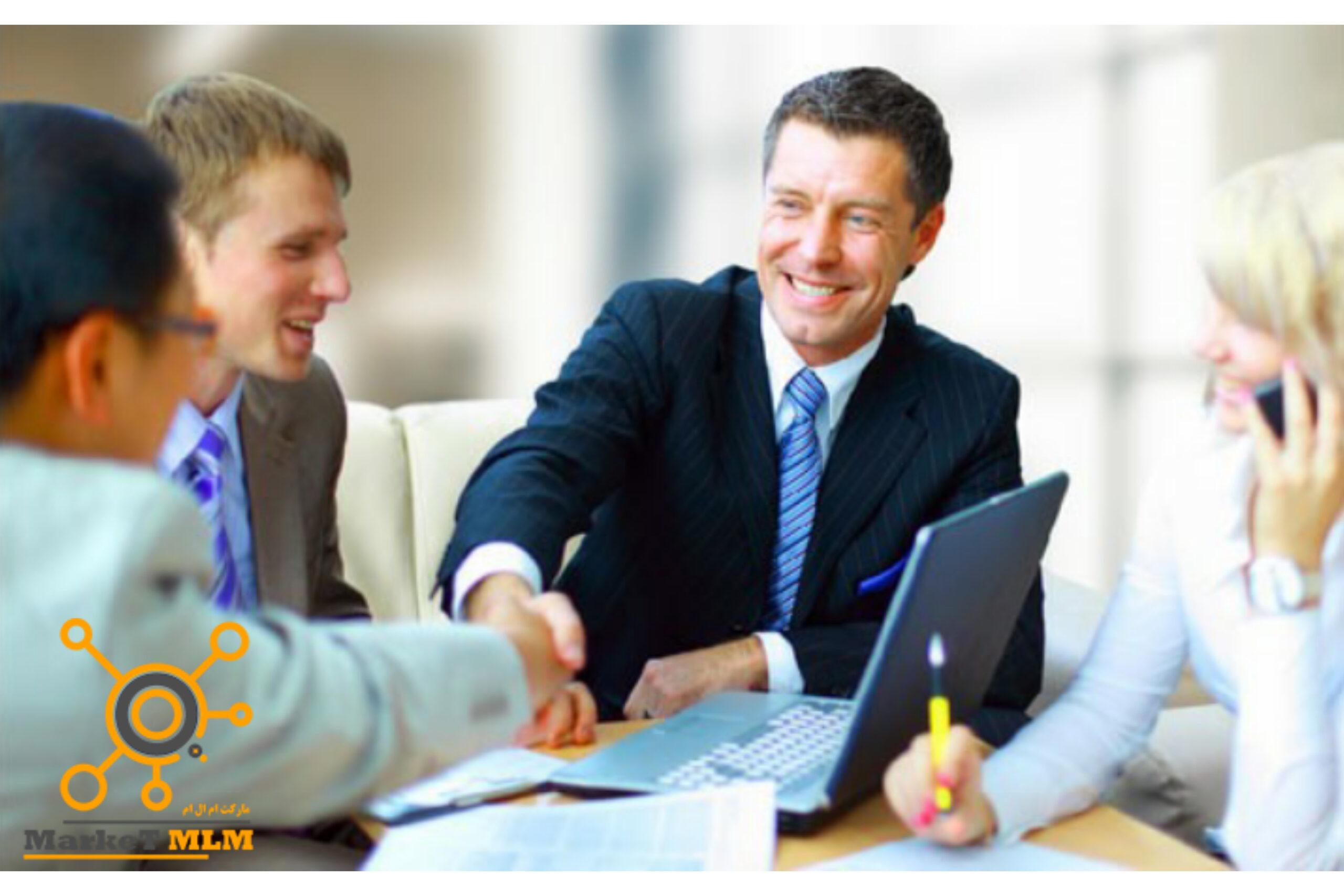 خصوصیات فروشنده موفق