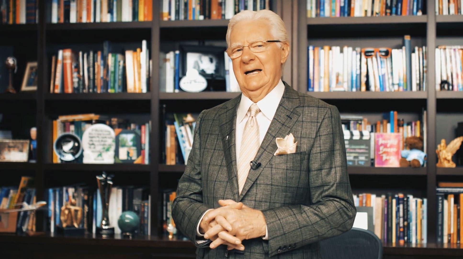 باب پراکتور، یکی از اساتید مجموعه ۱۰ قانون موفقیت