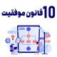 کامل ترین پکیج ویژه مجموعه ۱۰ قانون موفقیت | 30 فرد ثروتمند و موفق