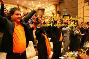 جلسه دوام آوردن از لیدر حمید احمدی